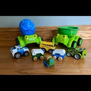 Lot - Toy Vehicles